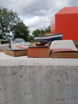 BooksonWall